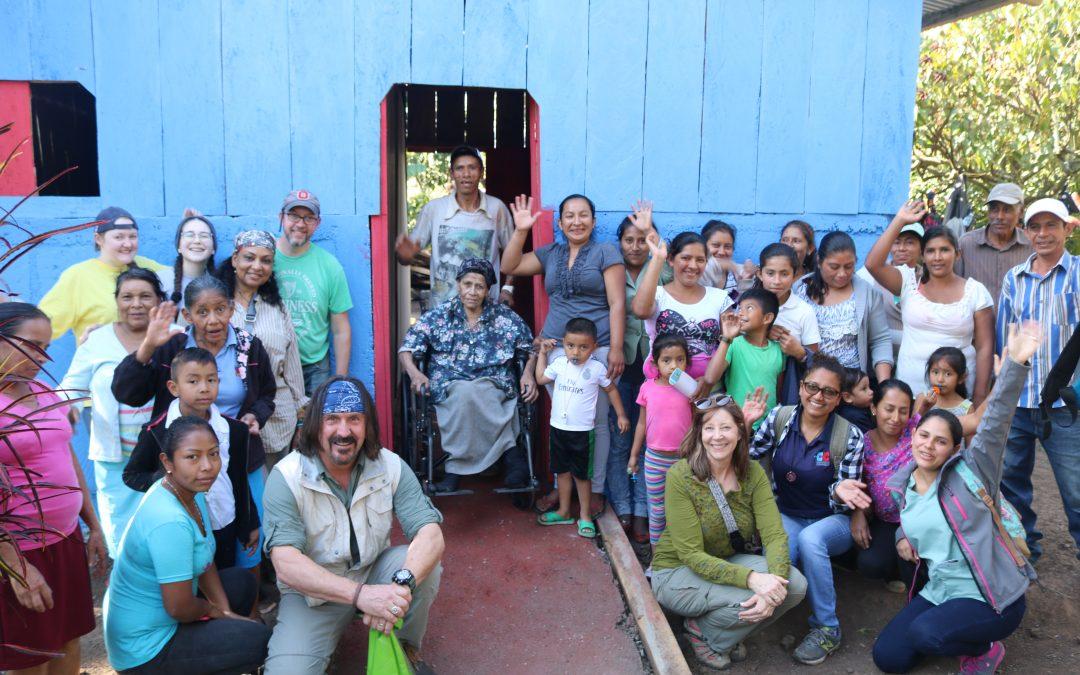 Building Community in Nicaragua